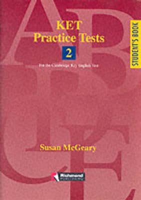 KET Practice Tests: v. 2 (Paperback)