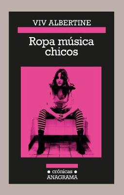 Ropa Musica Chicos (Paperback)