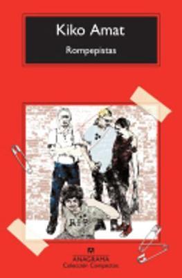 Rompepistas (Paperback)