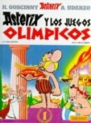 Asterix in Spanish: Asterix y los Juegos Olimpicos (Hardback)
