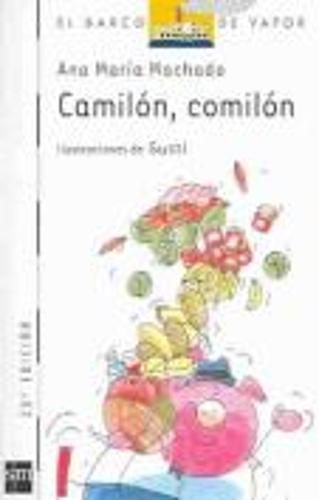 Camilon, Comilon (Paperback)