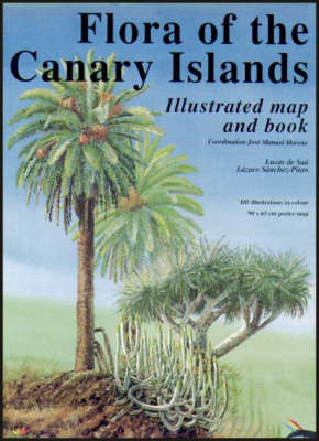 Flora of the Canary Islands - Turquesa Guide Series