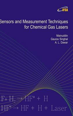 Sensors and Measurement Techniques for Chemical Gas Lasers (Hardback)
