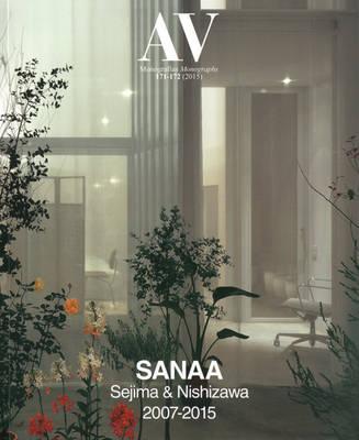 Av 171-172 - Sanaa Sejima & Nishizawa 2007-2015 (Paperback)