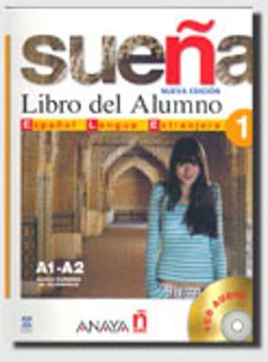 Suena: Libro del alumno + CD 1 (A1-A2)