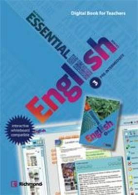 Essential English 3 Digital Book Pre-Intermediate B1 (Board book)
