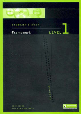 Framework: Student's Book, Reference Guide, Workbook Bk. 1