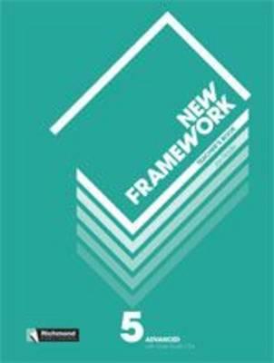 New Framework 5 Teacher's Book & Class CD Advanced C1 (Post (Board book)