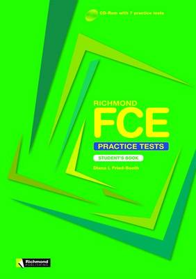 Richmond First FCE Practice Student's Book & CD-ROM