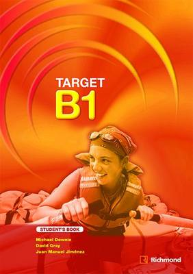 Target B1& Student's Pack (Student's Book & MultiROM) (Board book)
