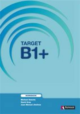 Target B1& Workbook (Board book)