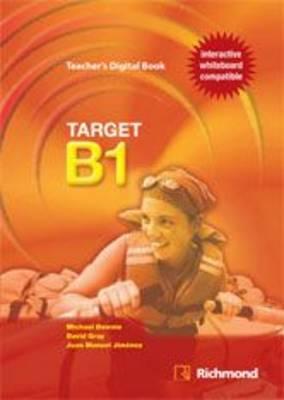Target B1 Digital Book (Board book)
