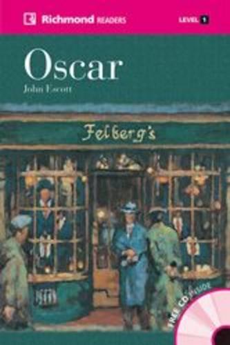 Oscar & CD - Richmond Readers 1 (Board book)