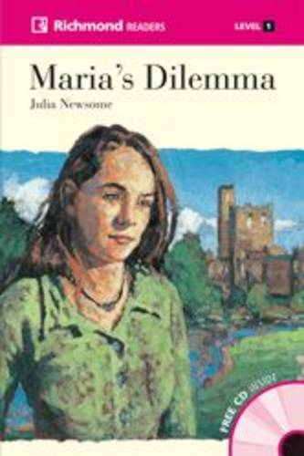 Maria's Dilemma & CD - Richmond Readers 1 (Board book)