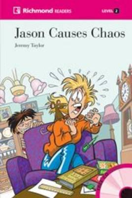 Jason Causes Chaos & CD - Richmond Readers 2 (Board book)