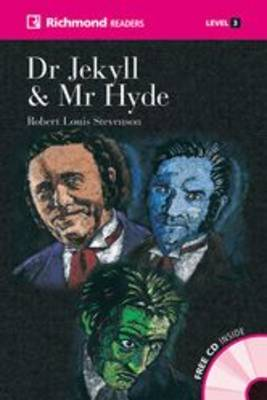 Dr Jekyll And Mr Hyde & CD - Richmond Readers 3 (Board book)