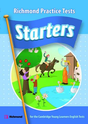 Cambridge YLE Starters Practice Tests Student's Book Pack (Board book)