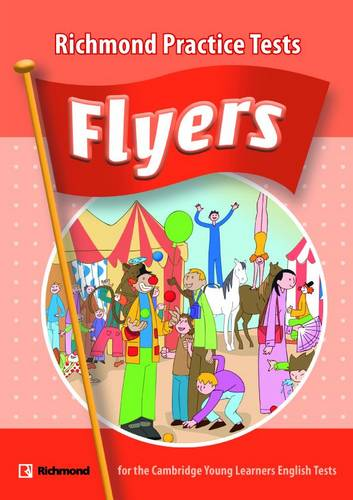Cambridge YLE Flyers Practice Tests Student's Book Pack (Board book)