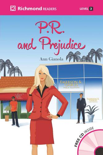 PR and Prejudice & CD - Richmond Readers 3 (Board book)