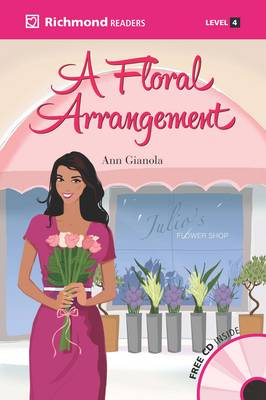 A Floral Arrangement & CD - Richmond Readers 3 (Board book)