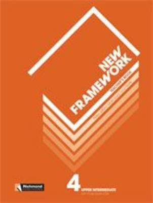 New Framework 4 Teacher's Book & Class CD Upper Intermediate (Board book)