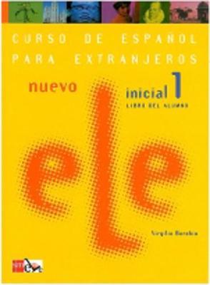 Nuevo ELE: Libro del alumno + CD - Inicial 1