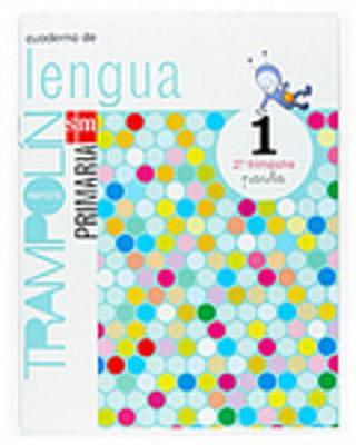 Proyecto Trampolin: Metodo Globalizado - Cuaderno Matemaaticas 1 Trimestre (Paperback)