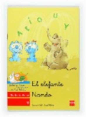 Bebo Y Teca: El Elefante Nando (Paperback)