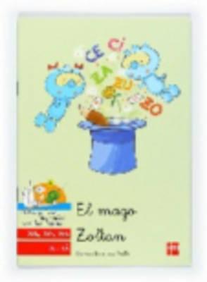 Bebo Y Teca: El Mago Zoltan (Paperback)