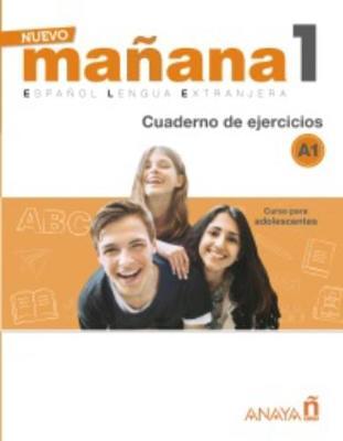 Nuevo Manana: Cuaderno de Ejercicios 1 (A1) (Paperback)