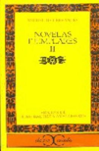 Novelas Ejemplares 2: Novelas Ejemplares 2 (Paperback)
