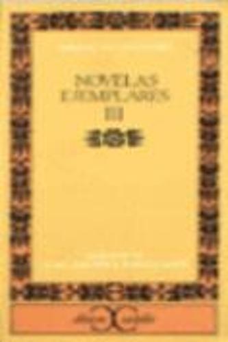 Novelas ejemplares 3 (Paperback)