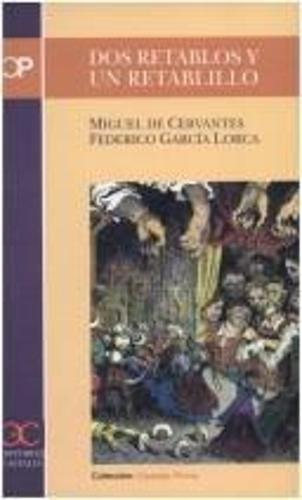 DOS Retablos Y UN Retablillo (Paperback)