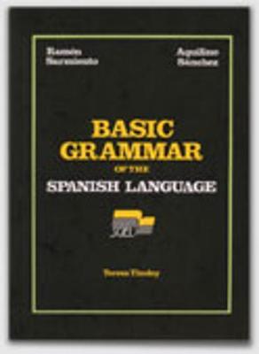 Basic Grammar Spanish Language (Paperback)