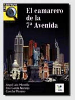 Leer y Disfruta: El Camarero De La 7 Avenida: A2 - Lee y Disfruta (Paperback)