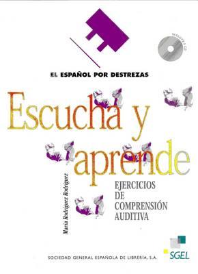 Espanol por destrezas: Escucha y aprende - book + CD (2)