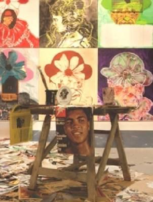 Jorge Galindo: La Pintura Y La Furia (Paperback)