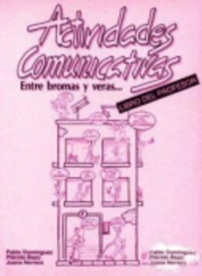 Actividades Comunicativas: Teacher's Book (Paperback)