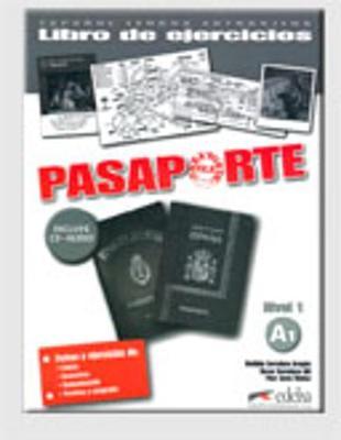 Pasaporte: Libro De Ejercicios + CD-audio A1