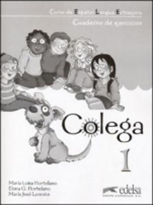 Colega: Cuaderno De Ejercicios 1 (Paperback)