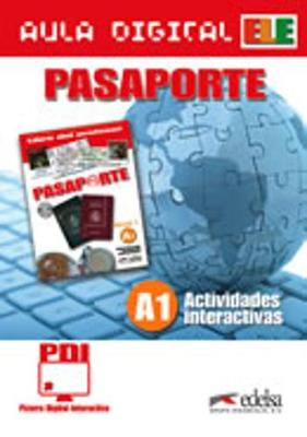 Pasaporte: Pizarra Digital Interactiva (Interactive activities for the IWB)