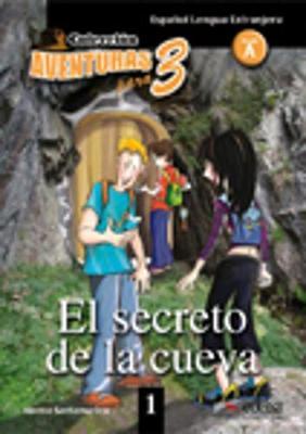 Aventuras para 3: El secreto de la cueva + Free audio download (book 1) (Paperback)