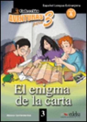 Aventuras para 3: El enigma de la carta + Free audio download (book 3) (Paperback)