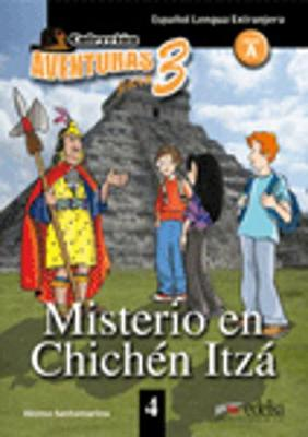 Aventuras para 3: Misterio en Chichen Itza + Free audio download (book 4) (Paperback)