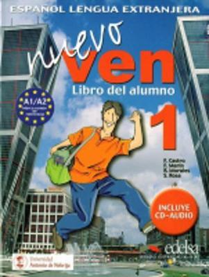Nuevo Ven: Libro del alumno + CD 1
