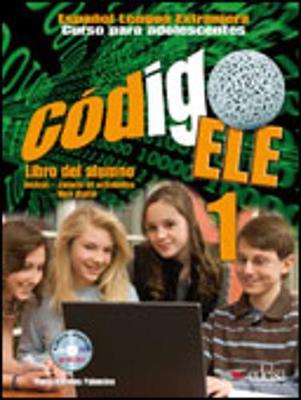 Codigo ELE: Libro del alumno + libro digital A1+ (CD-ROM) 1 (CD-ROM)