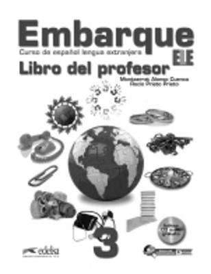 Embarque: Libro Del Profesor + CD 3