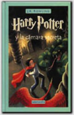 Harry Potter y La Camara Secreta (Hardback)