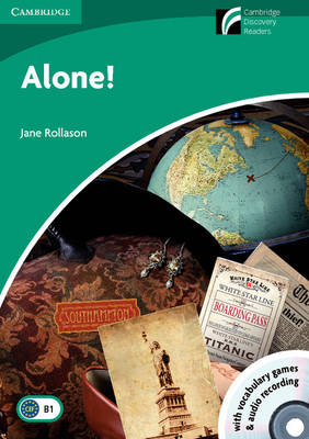 Alone! Level 3 Lower-intermediate with CD Extra and Audio CD