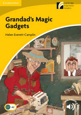 Grandad's Magic Gadgets Level 2 Elementary/Lower-intermediate (Paperback)